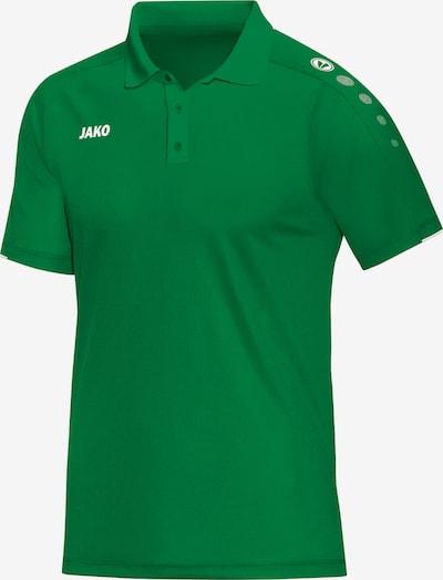 JAKO Shirt in grün / weiß, Produktansicht