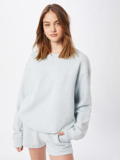 PARI Sweatshirt in hellblau: Frontalansicht