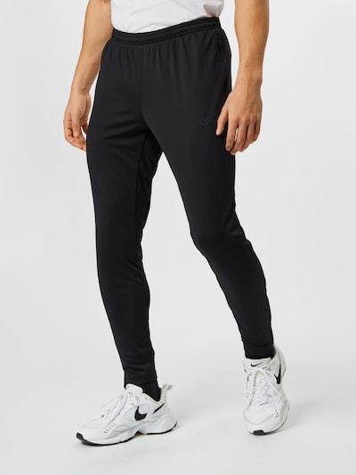 NIKE Športové nohavice - čierna, Model/-ka