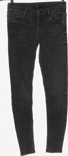 ZARA Skinny Jeans in 28 in schwarz, Produktansicht