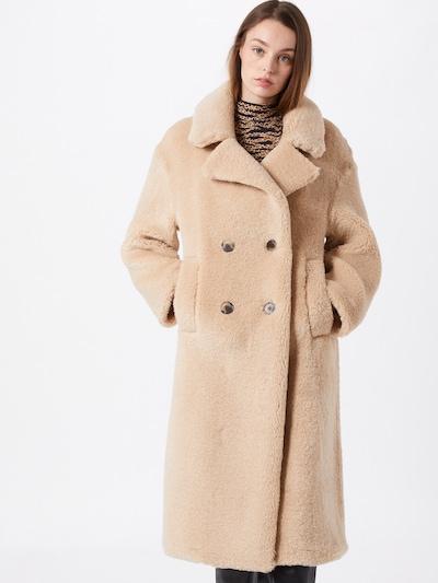 Whistles Prechodný kabát - svetlobéžová, Model/-ka