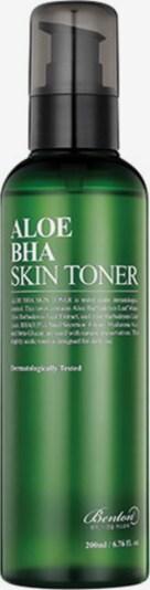 Benton Gesichtswasser 'Aloe BHA' in transparent, Produktansicht