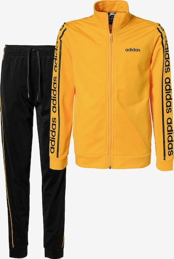 ADIDAS PERFORMANCE Trainingsanzug 'OSR YB C90 TS' in orange / schwarz, Produktansicht