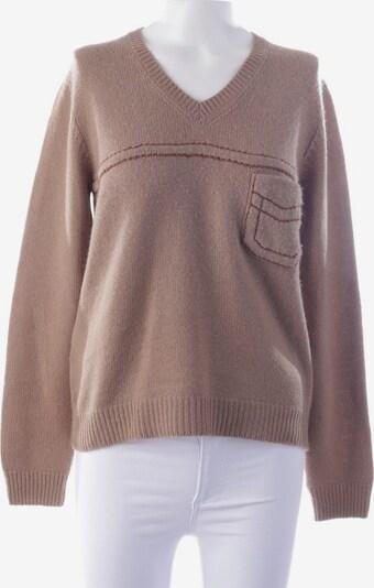 PRADA Pullover / Strickjacke in S in camel, Produktansicht