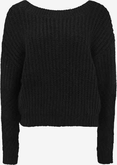 Vero Moda Petite Pullover 'IXIE' in schwarz, Produktansicht