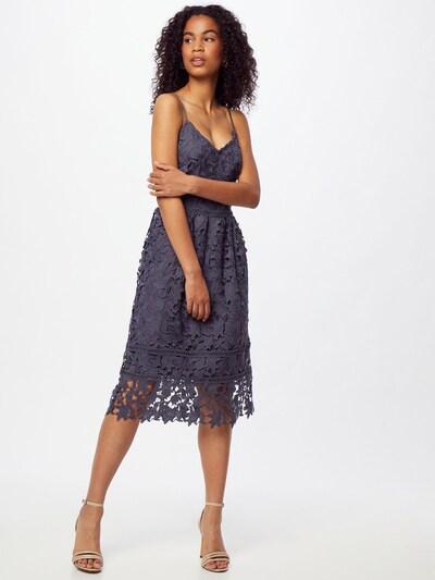 VERO MODA Kleid 'VALERIE' in nachtblau, Modelansicht