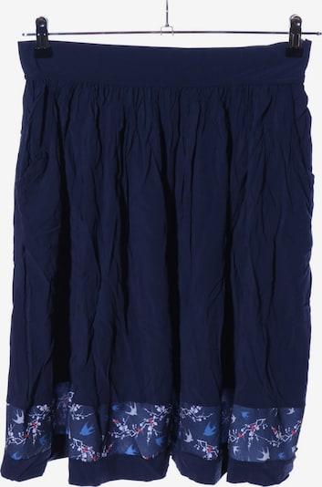Fräulein Stachelbeere Tellerrock in L in blau, Produktansicht