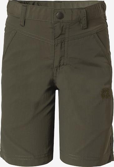 JACK WOLFSKIN Shorts 'Sun' in oliv, Produktansicht