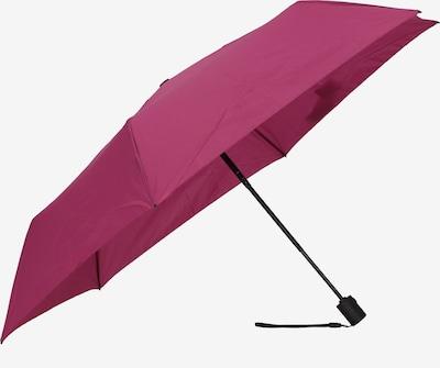 KNIRPS Regenschirm 'U.200' in dunkelpink, Produktansicht