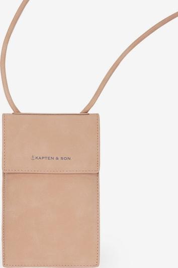 Kapten & Son Sac à bandoulière 'Vanso' en rose, Vue avec produit