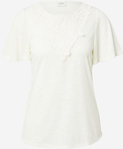 Tricou 'BERIT' JDY pe alb, Vizualizare produs