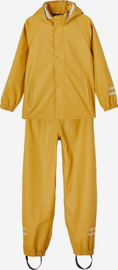 NAME IT Costume fonctionnel en jaune, Vue avec produit