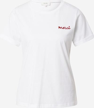 Grace & Mila Tričko 'BILLY' - červená / bílá, Produkt