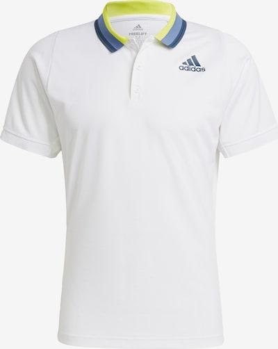 ADIDAS PERFORMANCE Poloshirt in weiß, Produktansicht