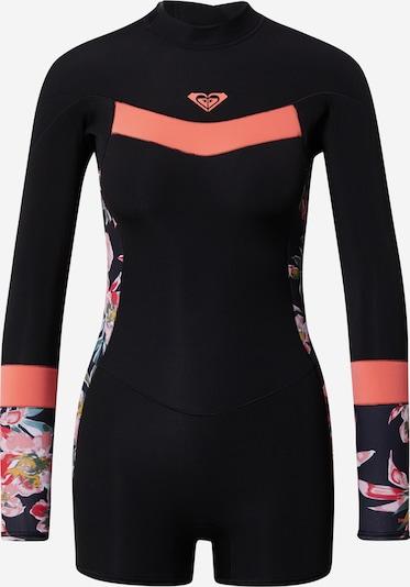 ROXY Wetsuit 'SYNCRO' in de kleur Koraal / Zwart, Productweergave