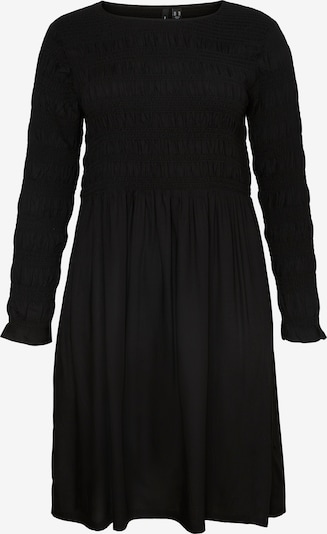 Vero Moda Curve Robe 'Terry' en noir, Vue avec produit