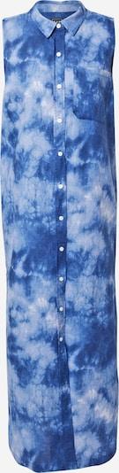 GAP Kleid in blau / himmelblau / weiß, Produktansicht