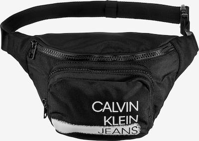 Calvin Klein Jeans Bag in Black / White, Item view