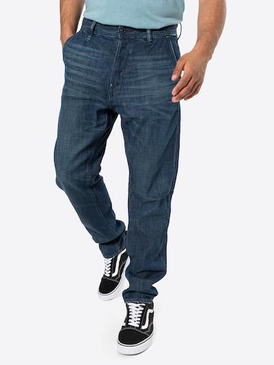 G-Star RAW Jeansy w kolorze niebieski denimm, Podgląd na modelu(-ce)