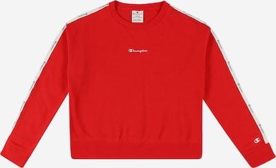 Champion Authentic Athletic Apparel Sudadera en rojo / blanco, Vista del producto