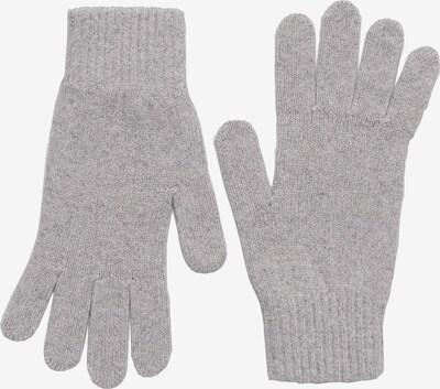 Organic Basics Accessoires ' Recycelte Kaschmir Handschuhe ' in hellgrau, Produktansicht