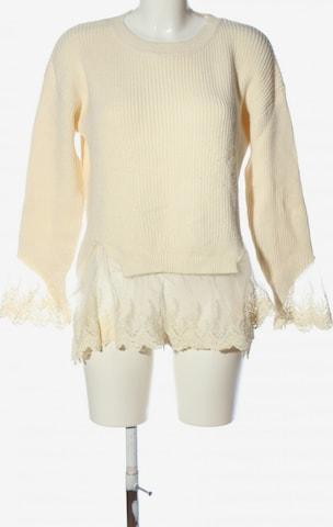Golden Days Sweater & Cardigan in S in Beige