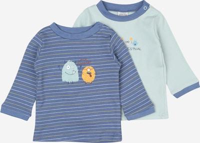 JACKY T-Shirt en bleu-gris / bleu clair, Vue avec produit