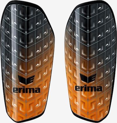 ERIMA Schienbeinschoner in orange / schwarz, Produktansicht