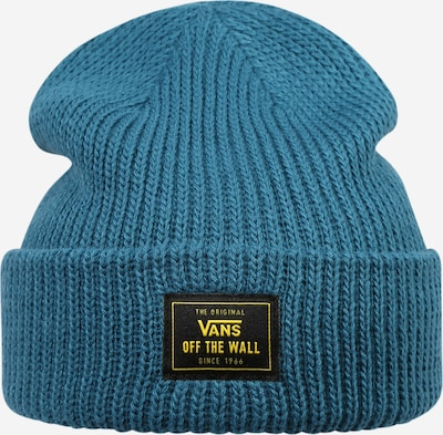 VANS Mütze 'BRUCKNER CUFF' in himmelblau / gelb / schwarz, Produktansicht