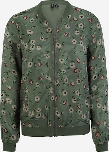 Vero Moda Tall Kurtka przejściowa 'KAY' w kolorze kremowy / khaki / jodła / pastelowy zielony / ciemnoczerwonym, Podgląd produktu