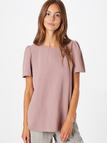 Camicia da donna 'Mette' di ONLY in lilla
