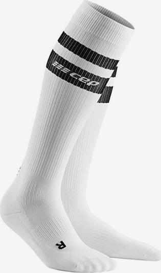 CEP Socken in schwarz / weiß, Produktansicht