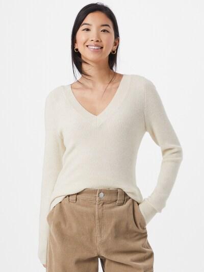 ONLY Pullover in weiß: Frontalansicht