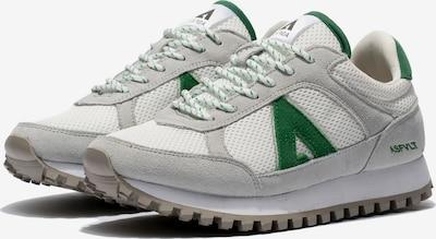 ASFVLT Sneaker 'CHASE' in grün / weiß, Produktansicht