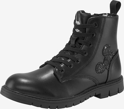 DISNEY Stiefelette in schwarz, Produktansicht