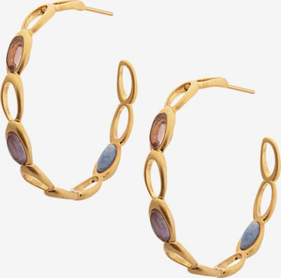 Sence Copenhagen Earrings in Gold / Mixed colors, Item view