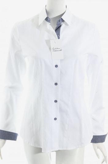 B.M.-company Hemd-Bluse in S in weiß, Produktansicht
