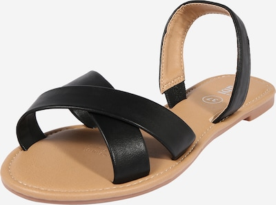 rubi Strap sandal 'EVERYDAY' in Black, Item view