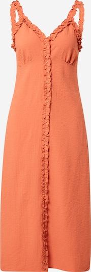 JUST FEMALE Sommarklänning i orange, Produktvy