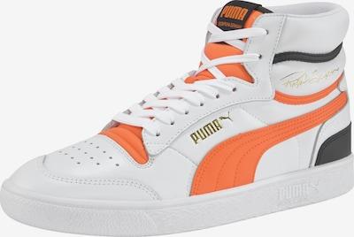 Sportbačiai su auliuku iš PUMA , spalva - oranžinė / juoda / balta, Prekių apžvalga