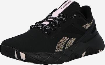 Reebok Sport Running Shoes 'Nanoflex' in Black