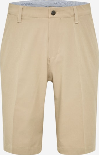 Pantaloni sport adidas Golf pe bej, Vizualizare produs