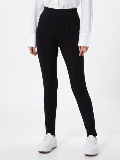 OPUS Hose 'Elika' in schwarz, Modelansicht