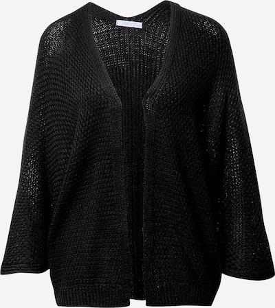 Hailys Gebreid vest 'Vanessa' in de kleur Zwart, Productweergave