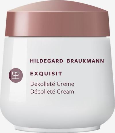 Hildegard Braukmann Dekolleté Creme in weiß, Produktansicht