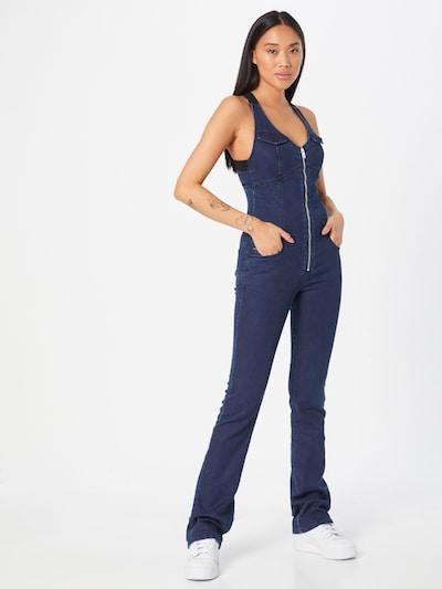 DIESEL Overal 'JISIL' - námornícka modrá / čierna, Model/-ka