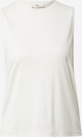 A LOT LESS Top 'Hayden' in weiß, Produktansicht