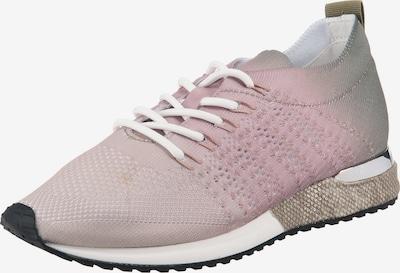 LA STRADA Sneaker in nude / khaki / rosa, Produktansicht