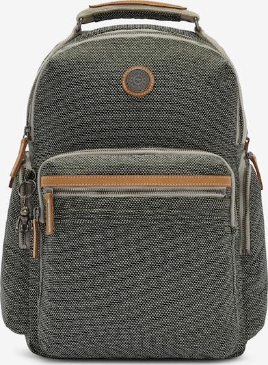 KIPLING Rucksack in braun / grau / weiß, Produktansicht