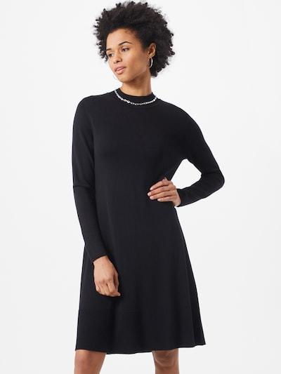 fekete Esprit Collection Kötött ruhák: Elölnézet